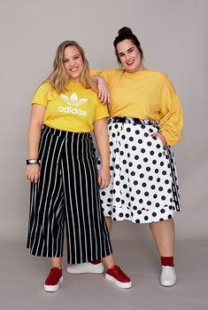 Fat Fashion, Curvy Fashion, Fashion News, Fashion Outfits, Plus Fashion, Curvy Outfits, Mode Outfits, Plus Size Outfits, Skirt Outfits