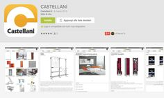The new Castellani.it srl APP is available for free on your smarthone and tablet. Download it now!  Android devices : http://bit.ly/1HRze4p