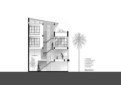 Galería de Nhà Thân Thiện #003 / Global Architect & Associates - 37