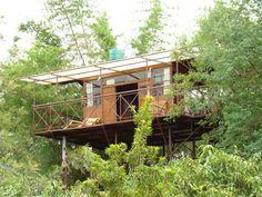 Treehouse at Inn The Wild, Tamil Nadu, India