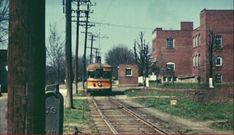 Streetcar On Grand Central Avenue At 12th Street Currently This Site Is Occupied By Aldi And Lowes Wow Parkersburg Wv West Virginia Parkersburg