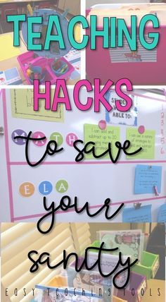 11 Classroom Hacks You Can Use Tomorrow