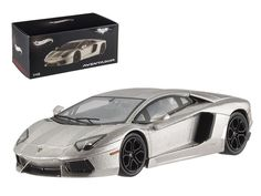 "Lamborghini Aventador LP700-4 \The Dark Knight Rises"" Elite Edition 1/43 Diecast Model Car by Hotwheels"""