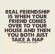 Real friendship @Brittany Bristol