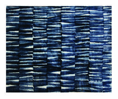 Roche Bobois - ART BLUE silk rug. Hand-knotted and hand-painted  #rochebobois #rug #silk