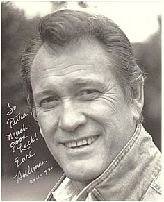 earl holliman filmography