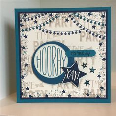 Confetti Celebration stamp set - created By Julia Jordan