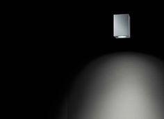 quant ceiling . outside luminaire . Außenleuchte . ceiling luminaire . Deckenleuchte . stainless steel brushed . Edelstahl gebürstet . LED