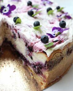 #leivojakoristele #mustikkahaaste Kiitos @kaireskitchen
