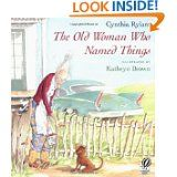 """The Old Woman Who Named Things by Cynthia Rylant - """"Teach Proper Nouns"""" Readers Workshop, Writer Workshop, Great Books, My Books, Story Books, Reading Is Thinking, Thinking Chair, Thinking Skills, Notice And Note"""