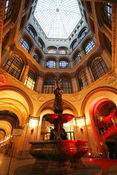 Palais Ferstel - Fotos einkaufspassage
