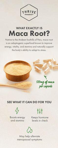 Benefits Of Maca Powder Increases Estradiol In Menopausal