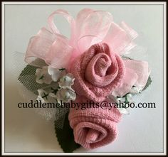 Baby Newborn Sock Corsage Mommy To Be Baby Shower Corsage Grandma To Be Were Expecting Baby Shower Decorations Baby Sock Corsage Baby Shower Corsage Baby Socks Flowers