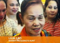 NIGERIAN TOP SECRET: Manny Pacquiao's aunt claims the fight was fixed