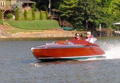 Glen-L Gentleman's racer   Port Carling Boats
