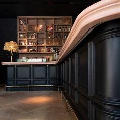 Create stylish interiors! Decor by Orac is made for this. Let's be bright! Pub Interior, Bar Interior Design, Pub Design, Restaurant Design, Back Bar Design, Restaurant Restaurant, Bar Americano, Home Bar Designs, Basement Designs