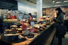 LONDON Gail's Artisan Bakery (King's Road / Notting Hill / etc.)