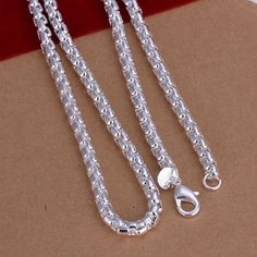 New Arrivals!  Men's jewelry 6mm...  http://jere-miah-jewelry.myshopify.com/products/mens-jewelry-6mm-20-50cm-925-sterling-silver-necklace-cool-chain-n053-gift-pouches-free-shipping?utm_campaign=social_autopilot&utm_source=pin&utm_medium=pin