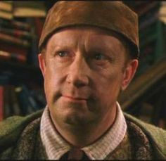 Mr. Weasley. I love his enthusiasm and how much he loves to learn!