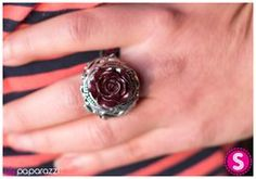 Just $5!!! www.paparazziaccessories.com/9188 Every Rose Has Its Thorn