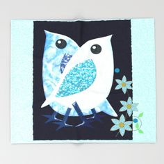 Buy Modern painterly birds and flowers in a frame Throw Blanket by thea walstra. Worldwide shipping available at Society6.com. Just one of millions of high quality products available.