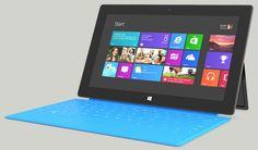 Microsoft Surface, computing 3.0.. Now with Windows 8
