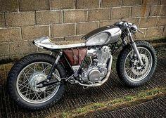 ⚡ Old Empire Motorcycles #yamaha#sr500#Caferacer#Motorcycle#bike#custom