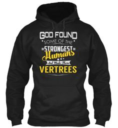 VERTREES - Strongest Humans #Vertrees