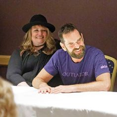 Repost from Duncan Lacroix during a Fan Meet at Starfury Highlanders . Duncan Lacroix, Highlanders, Great Movies, Outlander, Besties, Movie Tv, Nyc, Entertaining, Actors