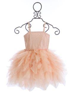 Ooh La La Couture Devin High Low Dress Pink Champagne Wow
