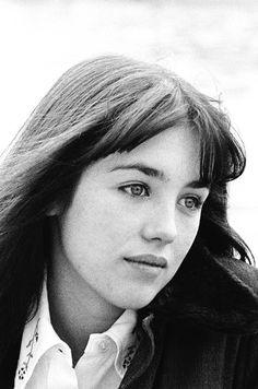 Isabelle Adjani photographed by Giancarlo Botti, 1974.