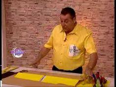 Hermenegildo Zampar - Bienvenidas TV - Explica como hacer un pantalón pinzado. - YouTube
