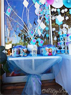 ❄ #FrozenParty by Oh!BigDay ❄