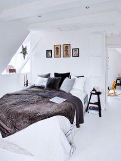 Renovated home of a family of four - via Coco Lapine Design