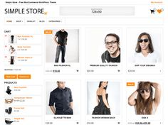 Basic Store is a kid subject of MaxStore WooCommerce topic. Straightforward Store is free WooCommerce WordPress Theme appropriate for eCommerce sites of any store sort: form, don, innovation, mold, furniture,...