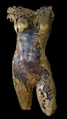 Carol Feuerman - Sculptor [bronze & hyper-realist swimmers in painted resin]