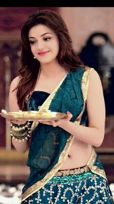 Kajal aggarwal hot images, sexy navel and sexy Saree photos. Beautiful Girl Indian, Most Beautiful Indian Actress, Beautiful Girl Image, Beautiful Saree, Gorgeous Lady, Beautiful Eyes, Gorgeous Women, South Indian Actress Hot, Indian Film Actress
