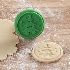 Add a little extra Christmas to your cookies with a Silicone Cookie Stamp. Just gently press the shape into your cookie dough before you bake.    Whether you're looking for stocking stuffers, Secret Santa presents, festive Christmas decor or even gift cards, we have a huge selection of unique holiday stuff to make your days and nights merry and bright. Cookie Dough, Cookie Cutters, Cookie Stamp, Christmas Kitchen, Christmas Decor, Secret Santa Presents, Cookie Exchange Party, Perfect Cookie, Baking Accessories