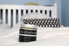 Vegan cosmetics for the bedside table   MuLondon White Chocolate Ellbow Heel & Knee Cream *ONCE UPON A CREAM   Vegan Beauty Blog*