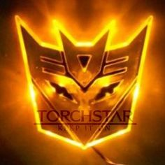 Edge Glowing LED Transformers Decepticons Car Emblem AMBER by TORCHSTAR. $9.99. Transformers LOGO Emblem is a truly amazing accessory that will equip your car to a eyeball catcher! (3D LED car badge light is also available in our online store) Colors optional in red, warm white, white, amber is available) with universal design, which makes it very easy to install.  Simply peel off the self-adhesive tape on the back and affix the emblem to the front or back of your car, then conne...