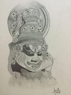 Kerala tradition Kerala, Traditional, Drawings, Poster, Design, Art, Art Background, Kunst, Gcse Art