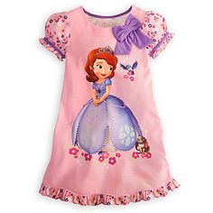 Sofia Nightshirt for Girls | Nightshirts | Disney Store