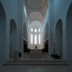 John Pawson - Moritzkirche light show