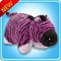 My Pillow Pets Zany Zebra Large 18
