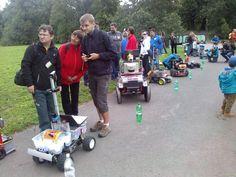 Robotour 2012 / Prag Arno, Lawn Mower, Outdoor Power Equipment, Robot, Lawn Edger, Grass Cutter, Robots, Garden Tools
