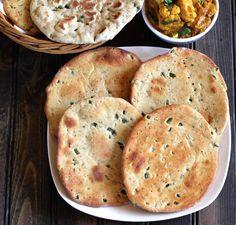 ... garlic recover breads forward garlic basil flatbread naan roti this