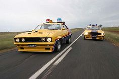 Mad Max Ford Falcon XB Interceptor
