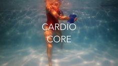 Water Aerobics Routine, Water Aerobics Workout, Water Aerobic Exercises, Swimming Pool Exercises, Swimming Drills, Pool Workout, Gym Workouts, Cardio, Fitness Workout For Women