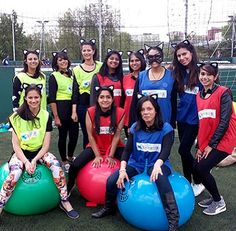 Go back in TIME with this Throwback School Sports Day Hen Weekend in Birmingham! #henparty #sportsday
