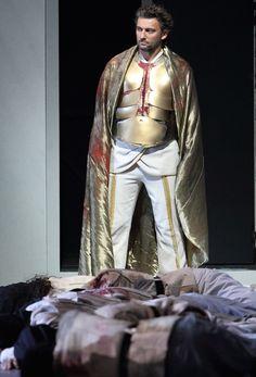 Aida - Munich - Review   Opera Forum